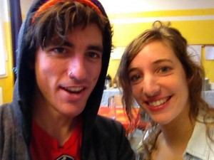 Your Blog Team: Josh & Marieke
