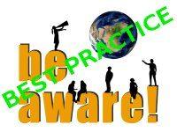 """(Deutsch) Best practice Seminarkonzepte aus der Bildungsprojekt """"be aware!"""""""